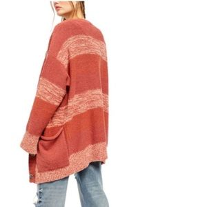 FP SouthPort Beach Cardigan, Blushes Combo